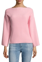 Lucca Couture Cyndi Ribbed Sweater