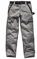 Dickies Mens Industry 300 Two-Tone Work Trousers (Regular And Tall) / Workwear (36T)