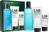 Lab Series Skincare for Men Shave Smart. Stay Cool. Set