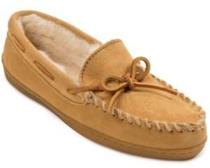Minnetonka Pile Lined Hardsole Women's Shoes