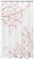 Home Classics® Cherry Blossom Fabric Shower Curtain