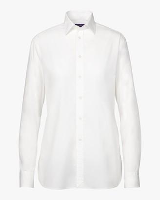 Ralph Lauren Collection Adrien Boyfriend Shirt