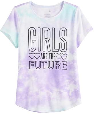 Girls 4-20 & Plus Size SO Graphic Crewneck Tee