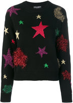 Dolce & Gabbana sweater with star motif
