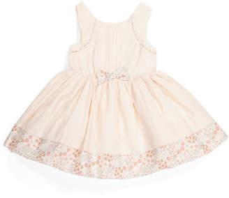 Baby Girl Seersucker Dress