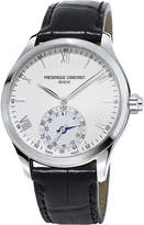 Frederique Constant Fc-285s5b6 Horological Smartwatch Stainless Steel Watch