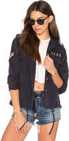 Rails Maverick Jacket in Navy. - size M (also in S,XS)