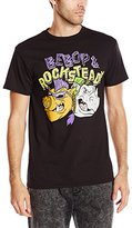 Nickelodeon Teenage Mutant Ninja Turtles Men's Bebop and Rocksteady T-Shirt