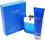 Aramis Life For Men 2 Pcs Set 3.4 oz Eau de Toilette Spray + 3.4 oz Shower Gel