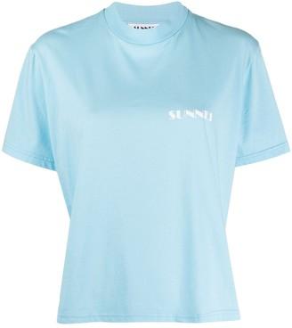 Sunnei short-sleeved T-shirt