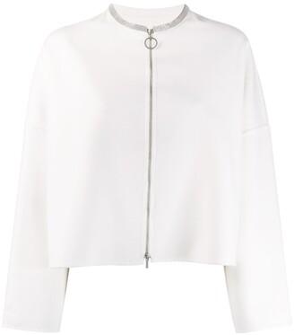 Fabiana Filippi zipped-up jacket