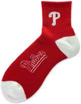 For Bare Feet Philadelphia Phillies Ankle TC 501 Medium Socks