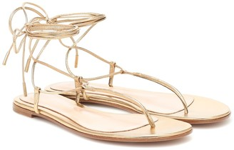 Gianvito Rossi Gwyneth thong sandals