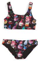 Zara Terez Trolls Two-Piece Swimsuit (Big Girls)