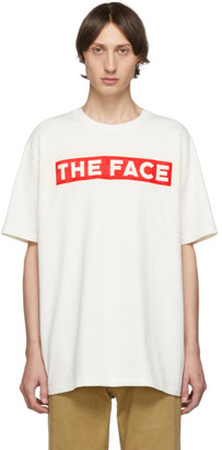 Gucci Off-White The Face T-Shirt