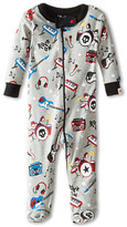 Hatley Rock Band Footed Coverall (Infant)