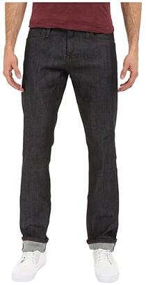 The Unbranded Brand Skinny in 11 OZ Indigo Stretch Selvedge (11 OZ Indigo Stretch Selvedge) Men's Jeans