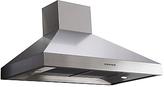 Britannia HOOD-BTH90-S Latour Chimney Cooker Hood, Stainless Steel