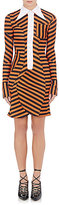 Givenchy Women's Striped Knit Shirtdress