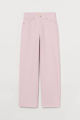 H&M Jeans High Waist