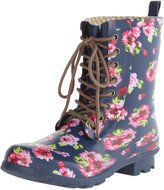 Chooka Women's Combat Flora Rain Boot