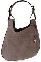 Fay Hobo Bag In Suede