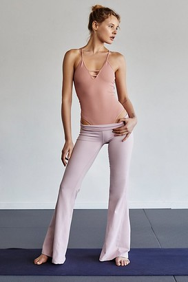 Free People Fp Movement Cheek To Cheek Flare Pants by FP Movement at
