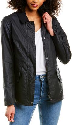 Barbour Marsh Wax Jacket