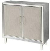 Martha Stewart Deandre 2 Door Accent Cabinet