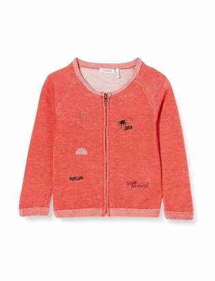 IKKS Junior Baby Girls' Cardigan Tricot Brode