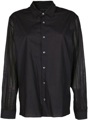 Ann Demeulemeester Oversized Button-Up Shirt