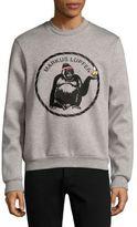 Markus Lupfer Gorilla Printed Sweatshirt