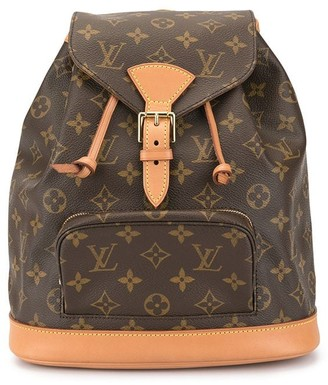 Louis Vuitton Pre-Owned 1997 Montsouris MM backpack