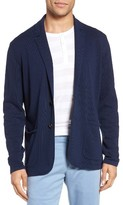 Zachary Prell Men's Alipinia Notch Collar Cardigan