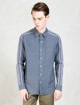 soe Check Sleeves Panel L/S Winston Shirt