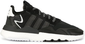 adidas Nite Jogger lace up sneakers
