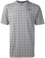 Nike check T-shirt