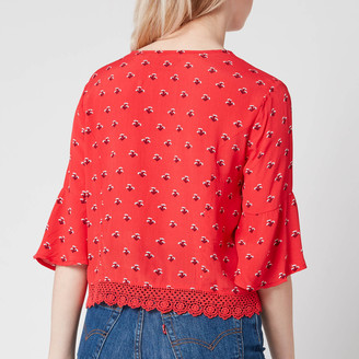Superdry Women's Sunny Lace Top