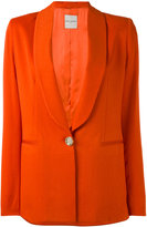 Each X Other Other - tailored blazer - women - Acetate/Viscose - S