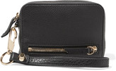 Alexander Wang Textured-leather pouch