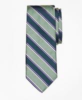 Brooks Brothers Melange Bold Stripe Tie