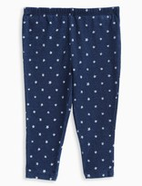 Splendid Baby Girl Indigo Printed Legging