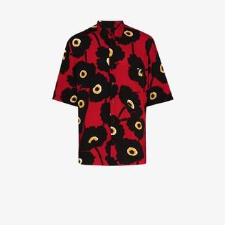 Ami Floral Print Shirt