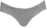 Topshop Women's Zigzag Print Maternity Bikini Bottoms