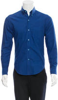 Band Of Outsiders Long Sleeve Button-Up Shirt