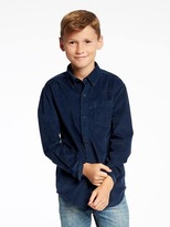 Old Navy Corduroy Pocket Shirt for Boys