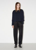 MM6 MAISON MARGIELA Washed Satin Trouser