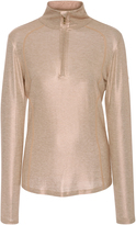Bogner Matilda Stretch-Knit Quarter-Zip Top