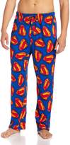 Superman DC Coics Superanan Of Steel Lounge Pant foren (ediu)