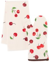 Kate Spade Cherry On Top 2-Piece Kitchen Linens Set